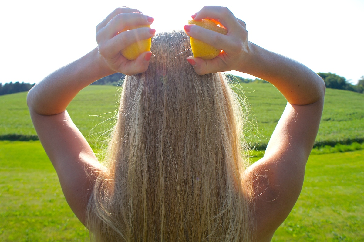 Go Blonder With Lemons