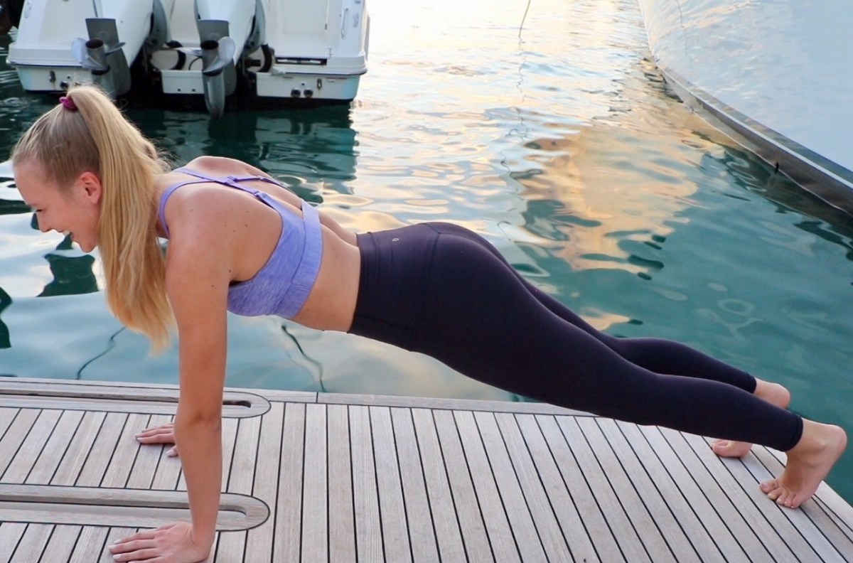 The Three-Minute Perfect Plank Workout (plus 3 week plank challenge)