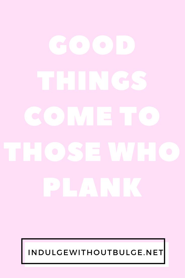 PlankQuote
