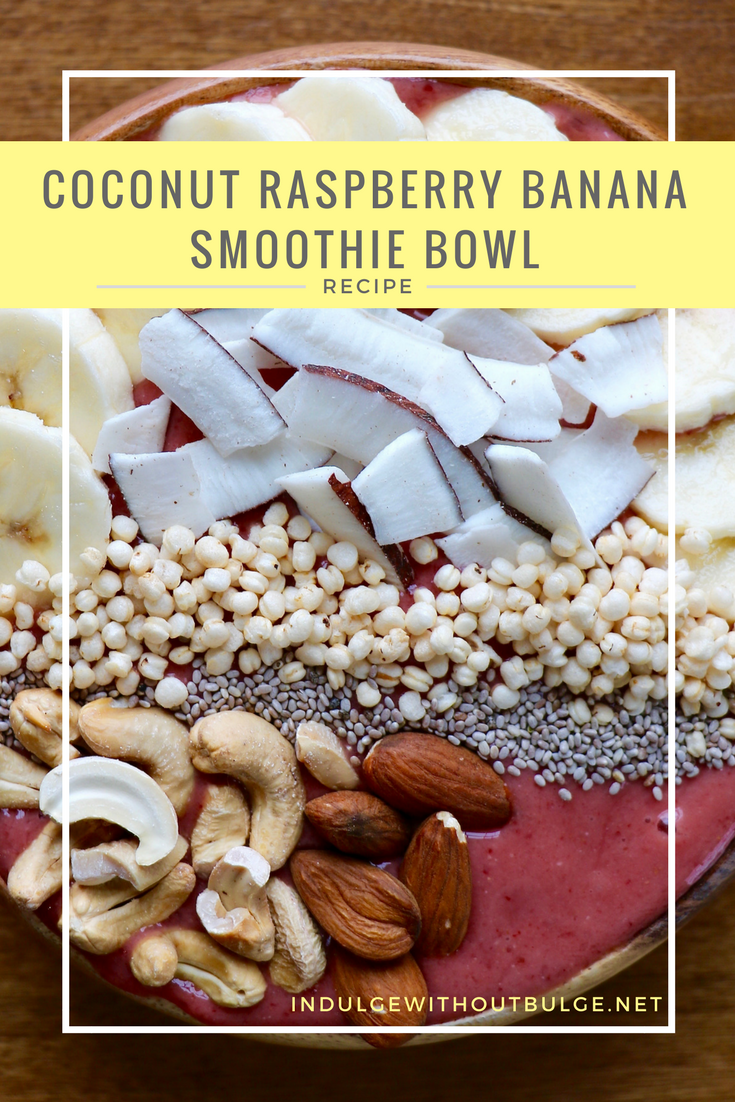 CRB smoothie bowl