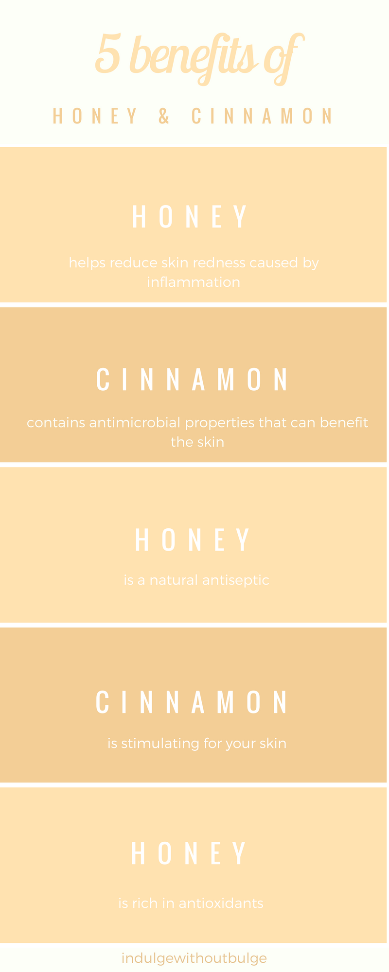5 benefits of cinnamon and honey